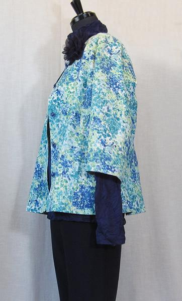 リバティプリントジャケット<オリジナル古雅>